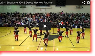 2014 Showtime Hip-Hop Routine