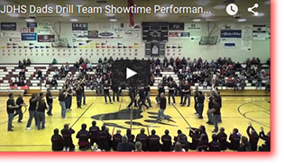 2015 JDHS Dance Team Dad's Showtime Performance Part 2