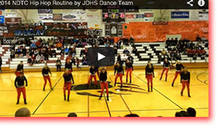 2014 NDTC Hip Hop Routine